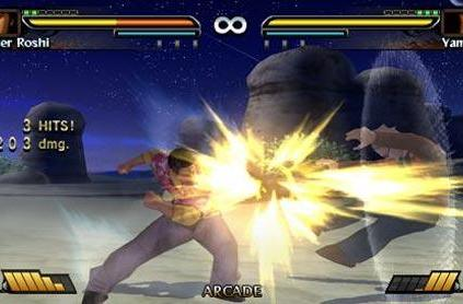 Dragonball: Evolution coming to PSP in April