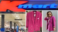 Kmart's $30 'super cute' blazer perfect for spring