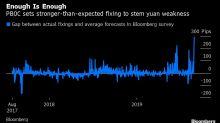 Yuan's Longest Drop Since 2015 Hangs in Balance After Strong Fix