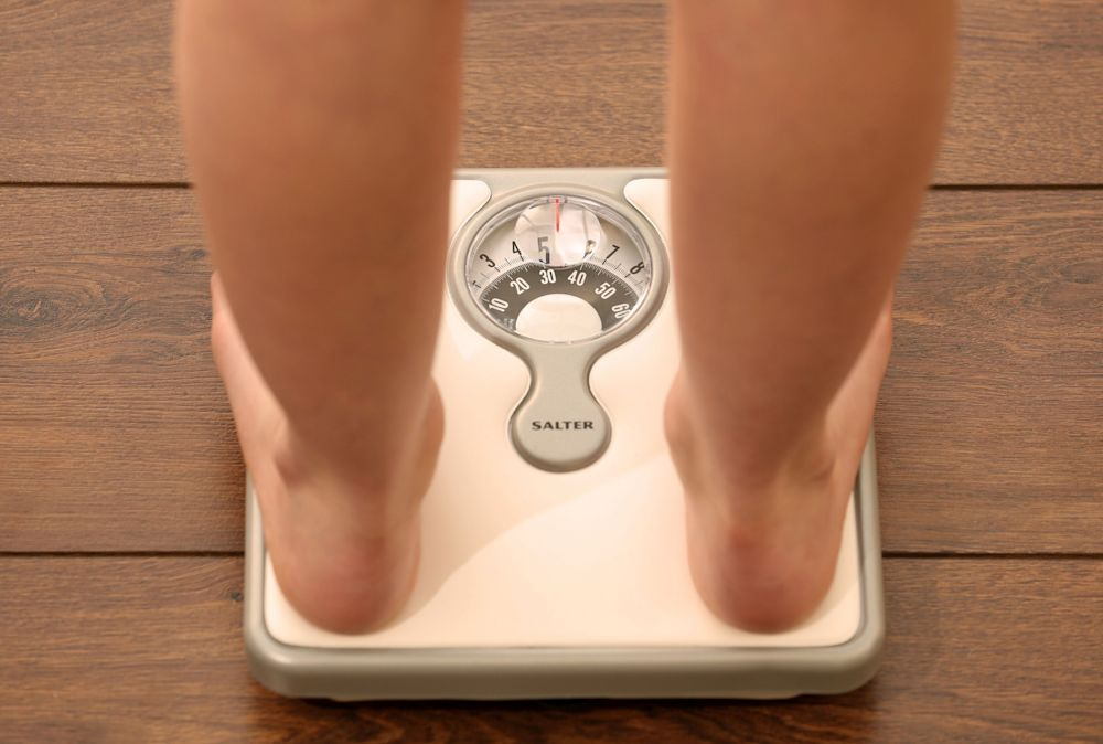 Brits are at the top of the unfitness scale