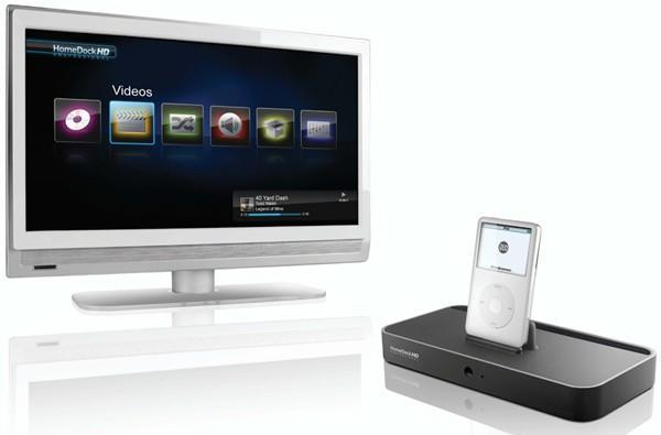 DLO introduces HomeDock HD Pro: its latest upscaling iPod dock