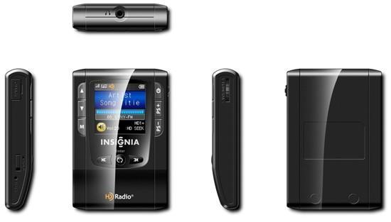 Insignia NS-HD01: first-ever portable HD Radio on sale at Best Buy