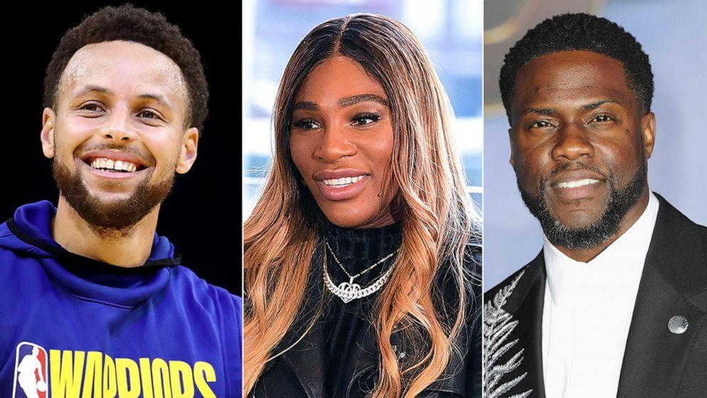 Serena Williams Stephen Curry And Kevin Hart Give Advice To 2020 Graduates