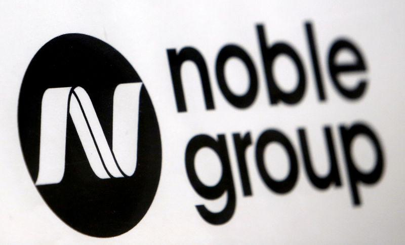 Noble's Ignoble End Leaves a Stain on Singapore: David Fickling