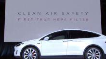 真・末日戰車?Tesla 的空氣過濾功能協助加州山火災民逃生