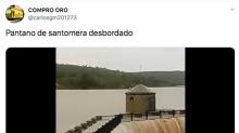 Los bulos de la gota fría que asola el Sudeste de España