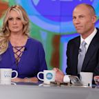 Stormy Daniels calls domestic violence allegations against Michael Avenatti 'troubling' and 'serious'