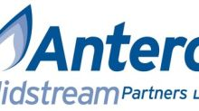Antero Midstream Announces Launch of $600 Million Offering of Senior Notes