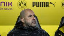 Borussia Dortmund sacks Peter Bosz amid horrid winless run