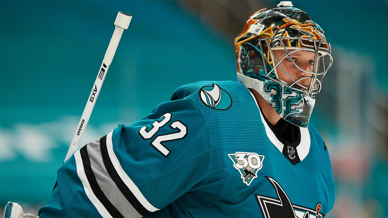 Sharks' stretch run offers ideal chance to evaluate young goalies