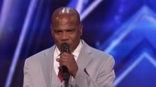 Elton John moved to tears by wrongfully imprisoned America's Got Talent performer Archie Williams