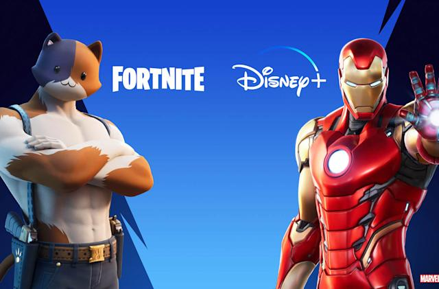 'Fortnite' promo offers two months of Disney+ if you spend real money