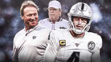 Raiders news: Derek Carr, Jon Gruden poised for breakout, per Mark Davis