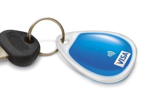 Visa rolls out payWave-enabled Micro Tag key fobs