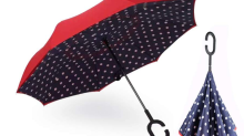 This magical inverted umbrella will make you feel like Mary Poppins — and it's 67 percent off, today only