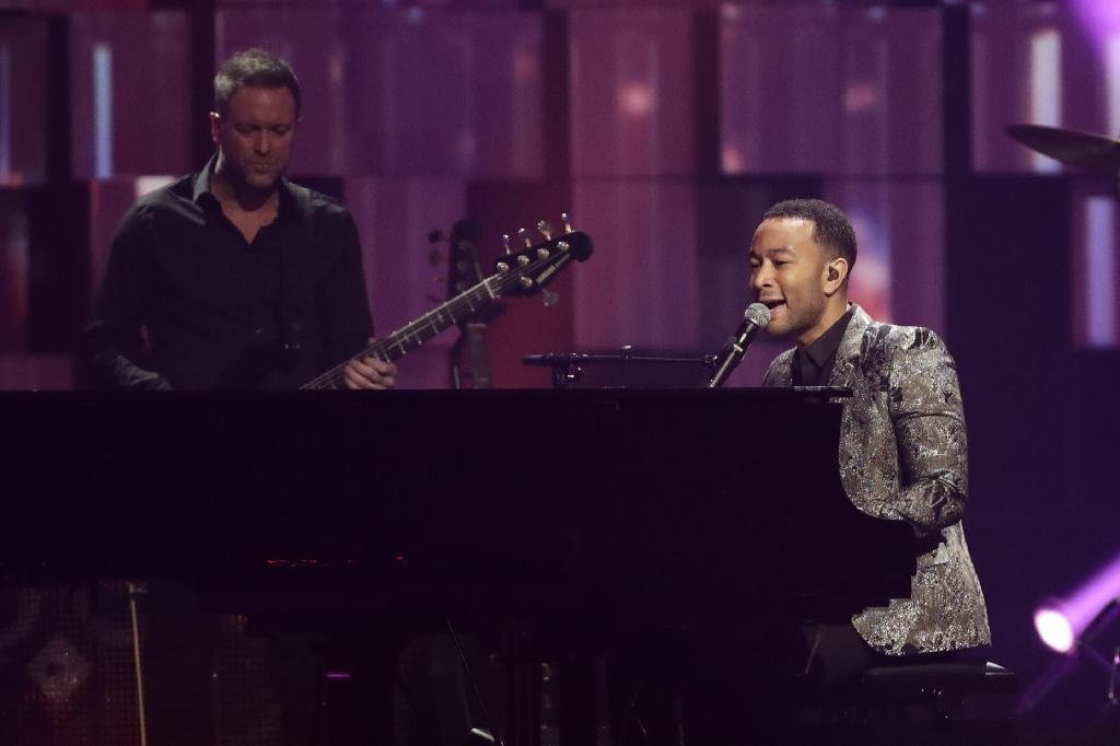 The concert held after the annual Nobel Peace Prize is awarded - like this one in 2017 featuring singer John Legend - was canceled due to a lack of funds, especially after Norway's supermarket giant Rema 1000 pulled its sponsorship