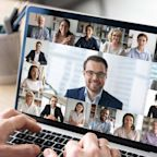 Study: remote workers suffer greater stress on video calls.