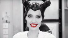 La transformación de Angelina Jolie en Maléfica es una obra de arte