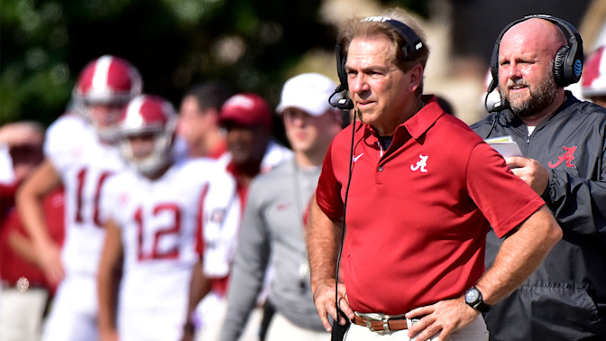 Roll Tide: Can any SEC team stop Alabama?