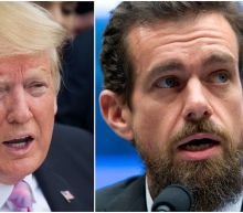 Trump, Twitter CEO chat at White House after fresh attack on social media giant