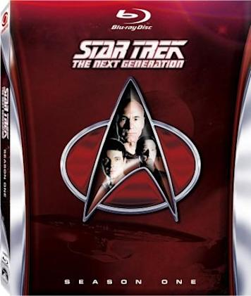 Star Trek: TNG S1 Blu-ray set has an audio flaw, free replacements are available