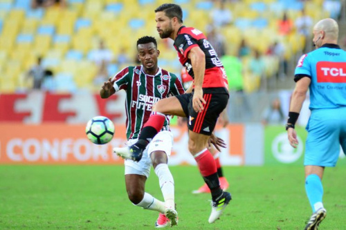 Fluminense e Flamengo