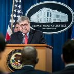 Over 1,100 Former Justice Department Officials Call for Attorney General Barr's Resignation