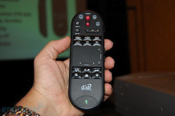 Echostar's new DVR UI kills the number pad, long live the touch pad