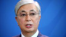 Kazakh president orders more spending to offset impact of coronavirus