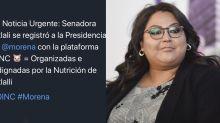 El indignante mensaje de un columnista y académico en México burlándose del físico de una senadora