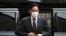 Samsung heir sentenced to 2.5 years in prison over bribery scandal