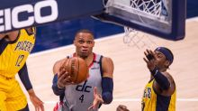 NBA roundup: Russell Westbrook makes history in Wizards' OT win