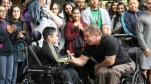 Scotiabank donates one million dollars to the Rick Hansen Foundation School Program empowering a new generation of accessibility champions