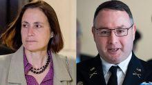 'No Ambiguity' In Quid Pro Quo, Alexander Vindman Declares In Impeachment Testimony