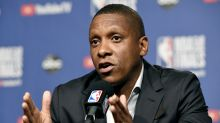 Report: Raptors to begin contract talks with Masai Ujiri after season ends