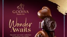 GODIVA Pays Homage To Founder With New Wonder Awaits Campaign