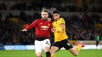Manchester United's Luke Shaw pulls out of England squad as injuries mount