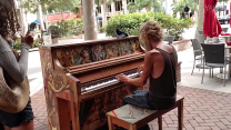 Viral video gives this homeless piano prodigy a second chance at life