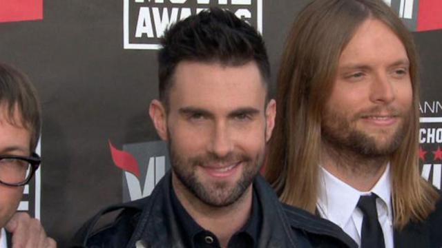 Adam Levine's Best Man Revealed