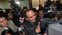 El arresto de un opositor pone en duda la independencia judicial en Bolivia