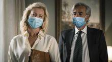 Cómo el coronavirus se ha colado en las series de televisión (incluso en forma de gazapo)