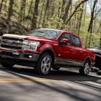 Dominant 2018 Ford F-150 Power Stroke diesel scores 30-mpg EPA highway rating