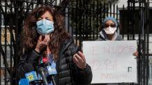 'Mask wars' risk setting back global fight against coronavirus