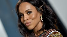 Kerry Washington embraced her inner diva with a $138 Mariah Carey-inspired butterfly look - and it's on sale