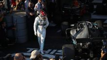 Hamilton hailed for finishing in Melbourne
