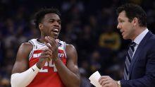 Los Kings asestan a los Warriors su 7ma derrota en casa