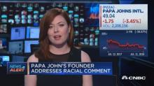 Papa John's founder used racial slur during exercise inte...
