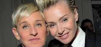 Ellen's Aussie wife breaks silence amid scandal
