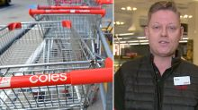 Coles boss's impassioned plea to customers over panic buying