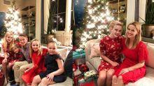 So feierten die Stars Weihnachten